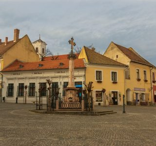 Bicycle tour to Szentendre