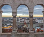 Live streaming tour of the Buda Castle