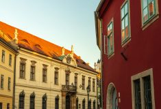 Live virtual tour about the Buda Castle's Jewish heritage