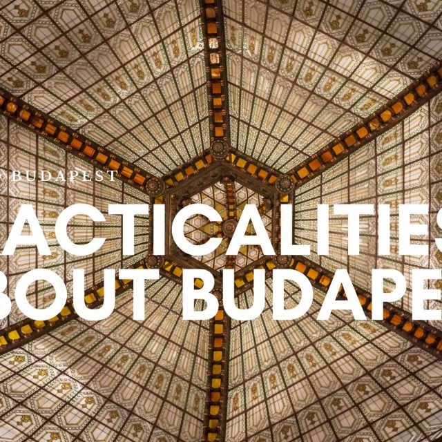 Practical information about Budapest