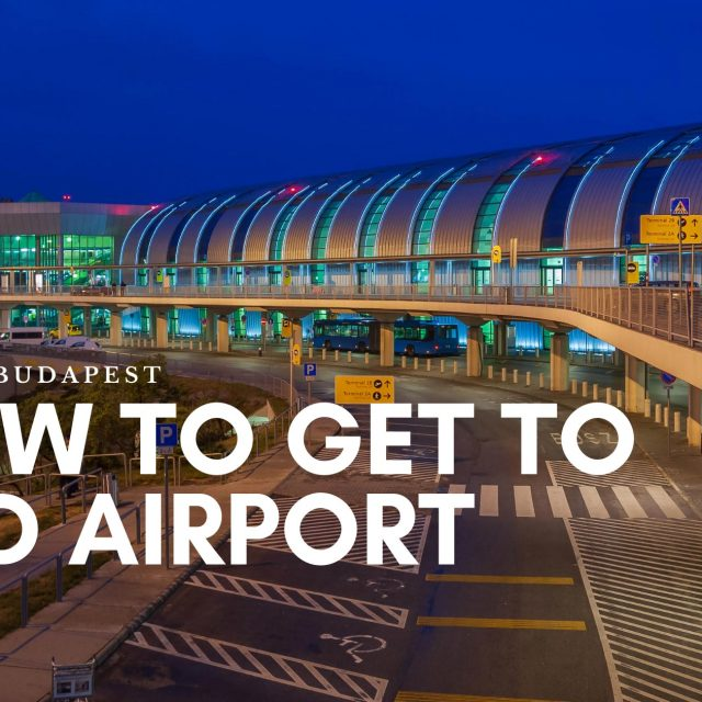 How to get to the city from the Budapest Airport