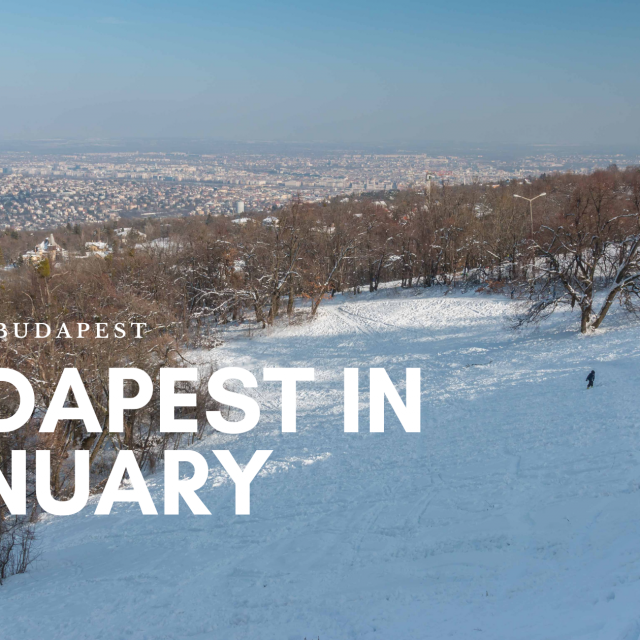 10 things to do in Budapest in January